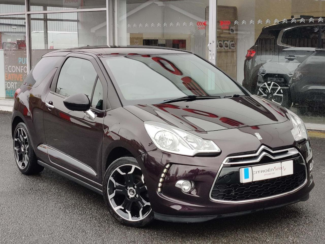 Ds DS3 DS 3 1.6 e-HDi Airdream DStyle Plus 3dr