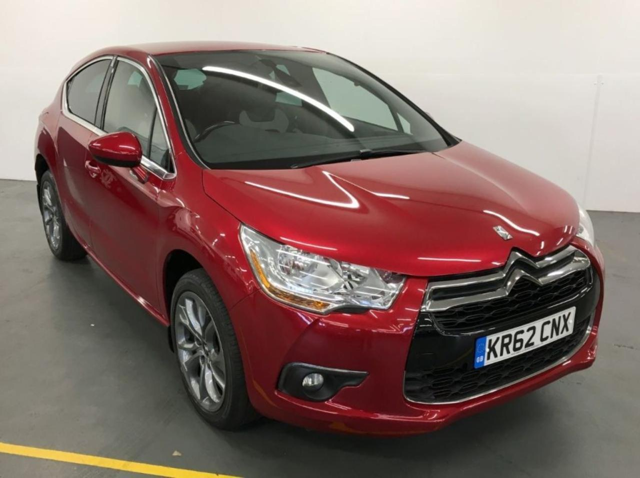 Ds DS4 DS 4 1.6 HDi DStyle 5dr