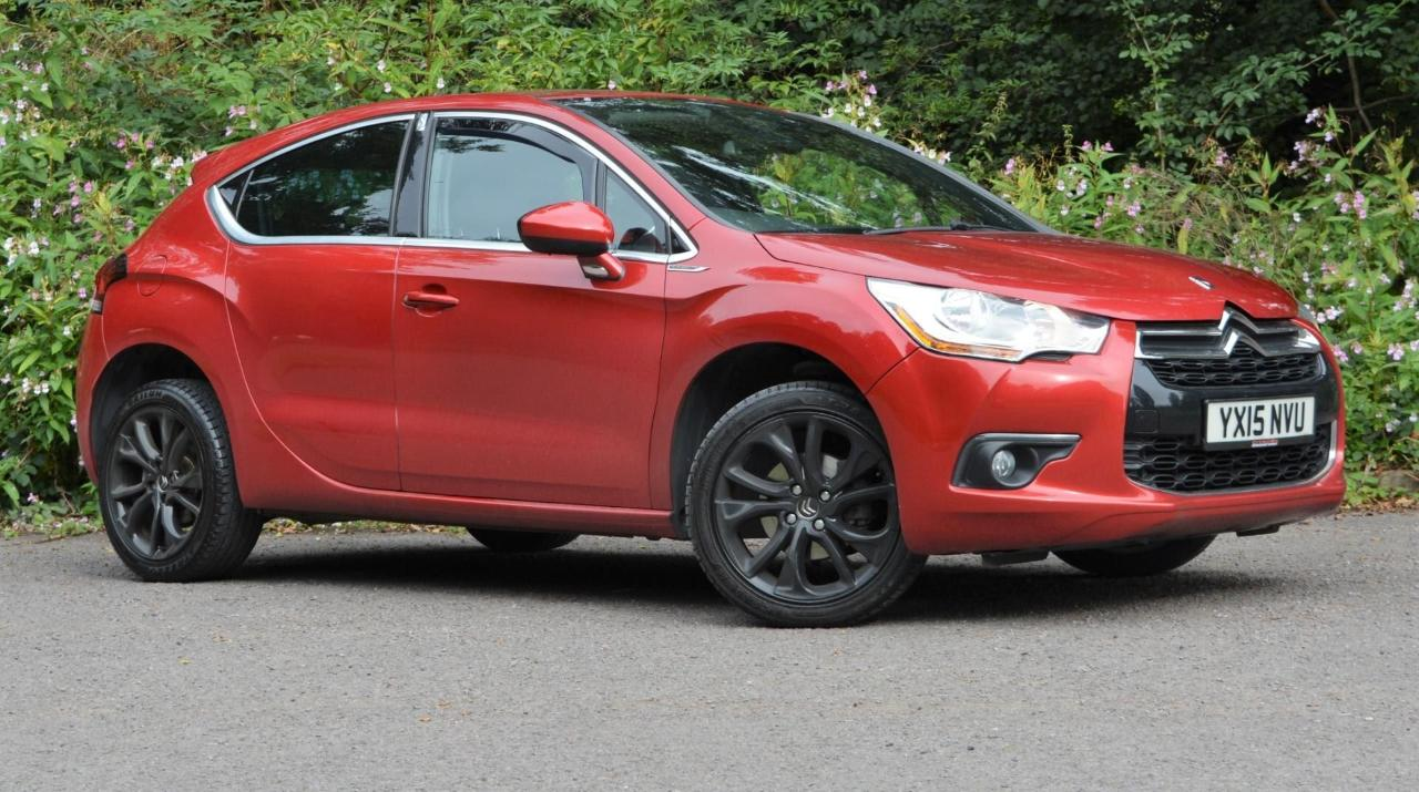 Ds DS4 DS 4 1.6 e-HDi Airdream DStyle 5dr