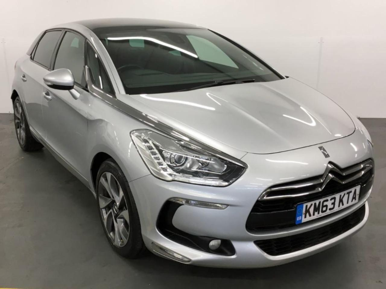 Ds DS5 DS 5 2.0 HDi DStyle 5dr