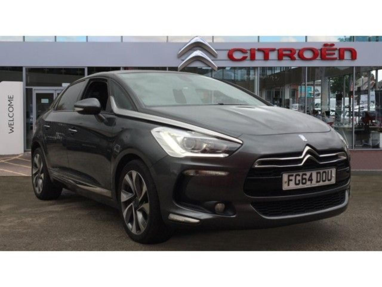 Ds DS5 DS 5 2.0 HDi DStyle 5dr Auto Diesel Hatchback