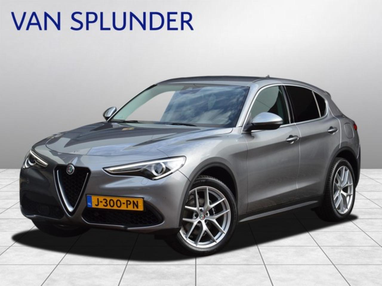 Alfa romeo Stelvio 2.0 Turbo First Edition