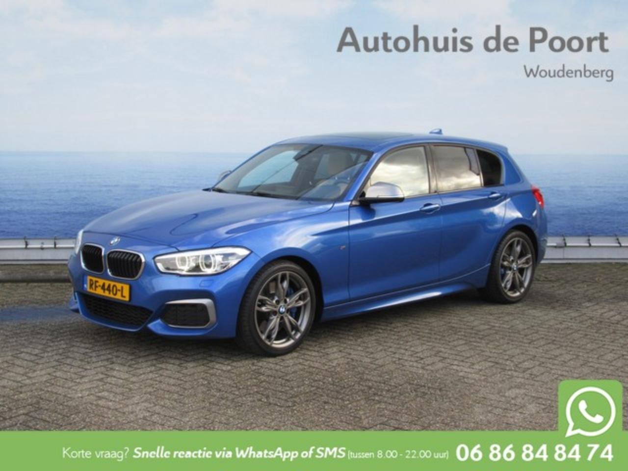 Bmw Serie 1 M140i xDrive High Executive | Leder | Panoramisch
