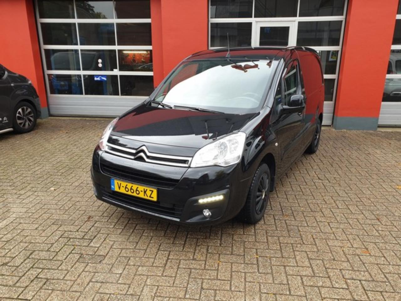 Citroën Berlingo GB 1.6 BlueHDi 100pk 3pl Business Economy Navigati