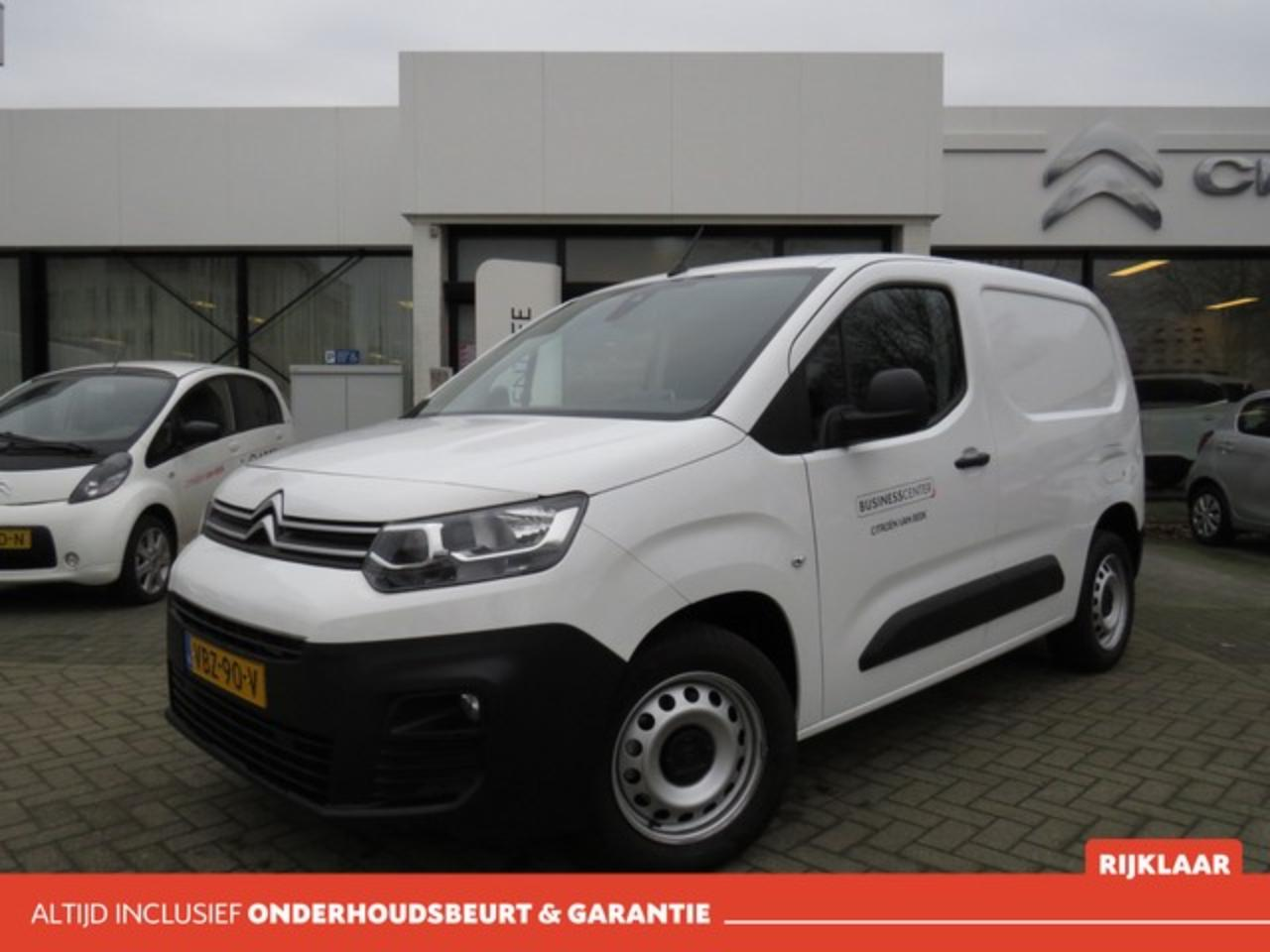 Citroën Berlingo 1.5 BlueHDi 75pk Club | Airco | Bluetooth carkit |