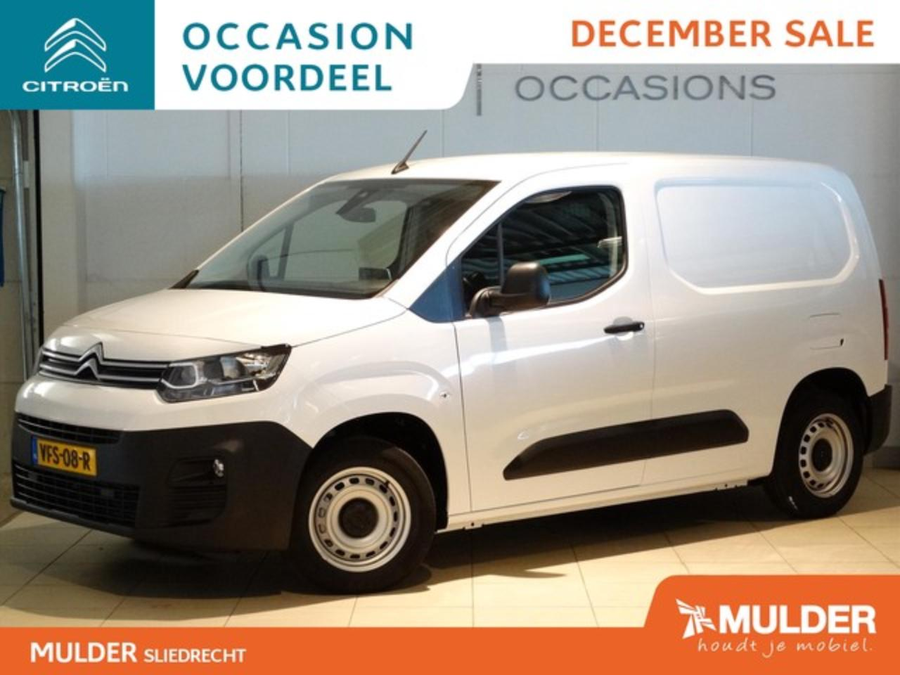Citroën Berlingo Van GB CLUB 1.5 BlueHDi L1 3p. TOUCHSCREEN | AIRCO