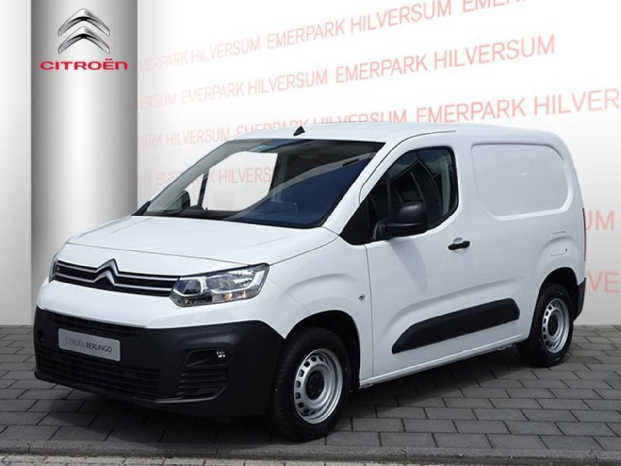 Citroën Berlingo Club 1.5 BlueHDi 100pk | Trekhaak | Apple CarPlay