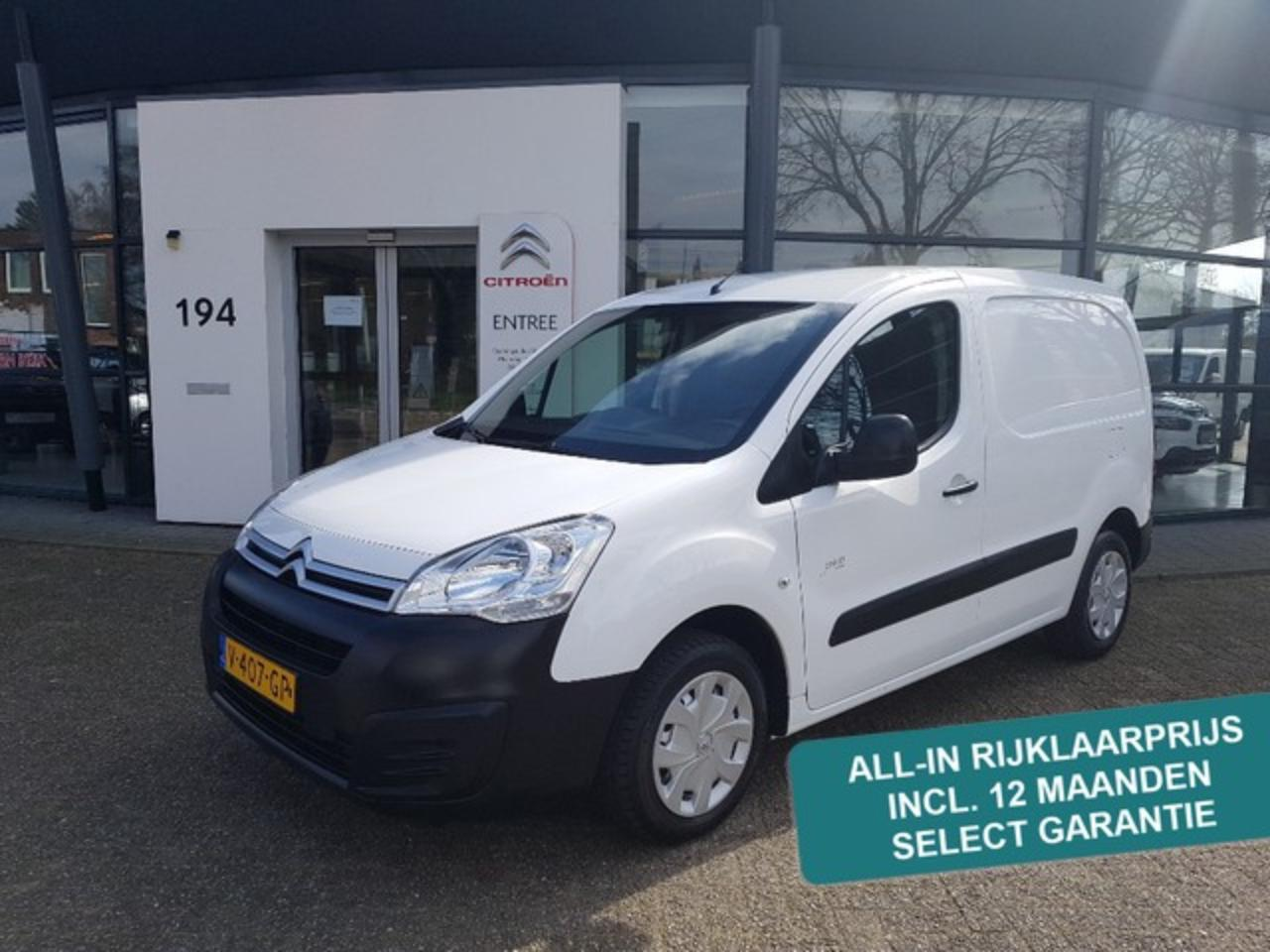 Citroën Berlingo BlueHDI 100 pk Club ETG-Automaat Airco | CruiseCon