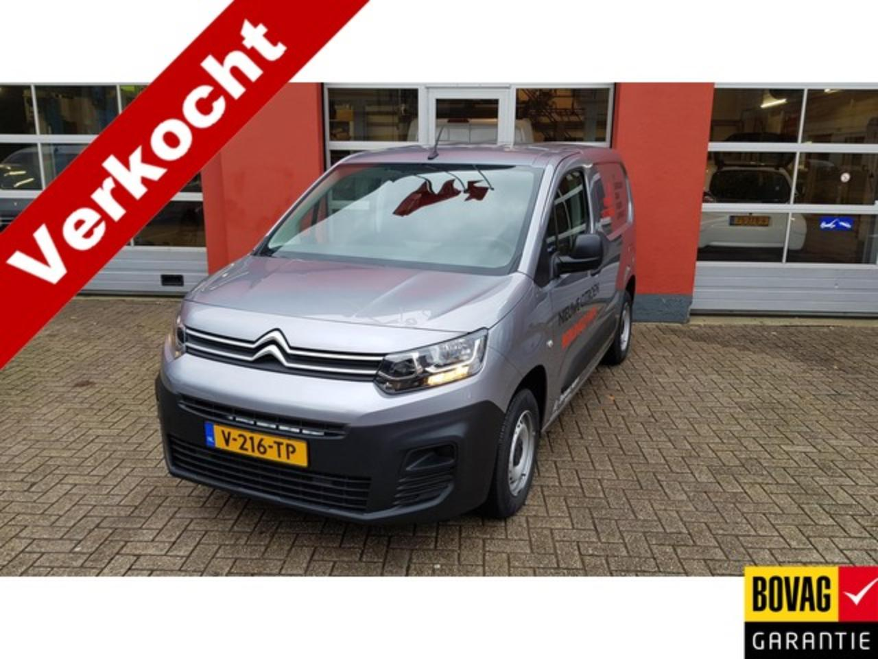Citroën Berlingo 1.6 HDI 55KW CONTROL Airco/Betimmering