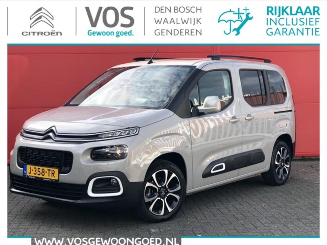 Citroën Berlingo PureTech 110 S&S Shine | Navi | Clima | Carplay |