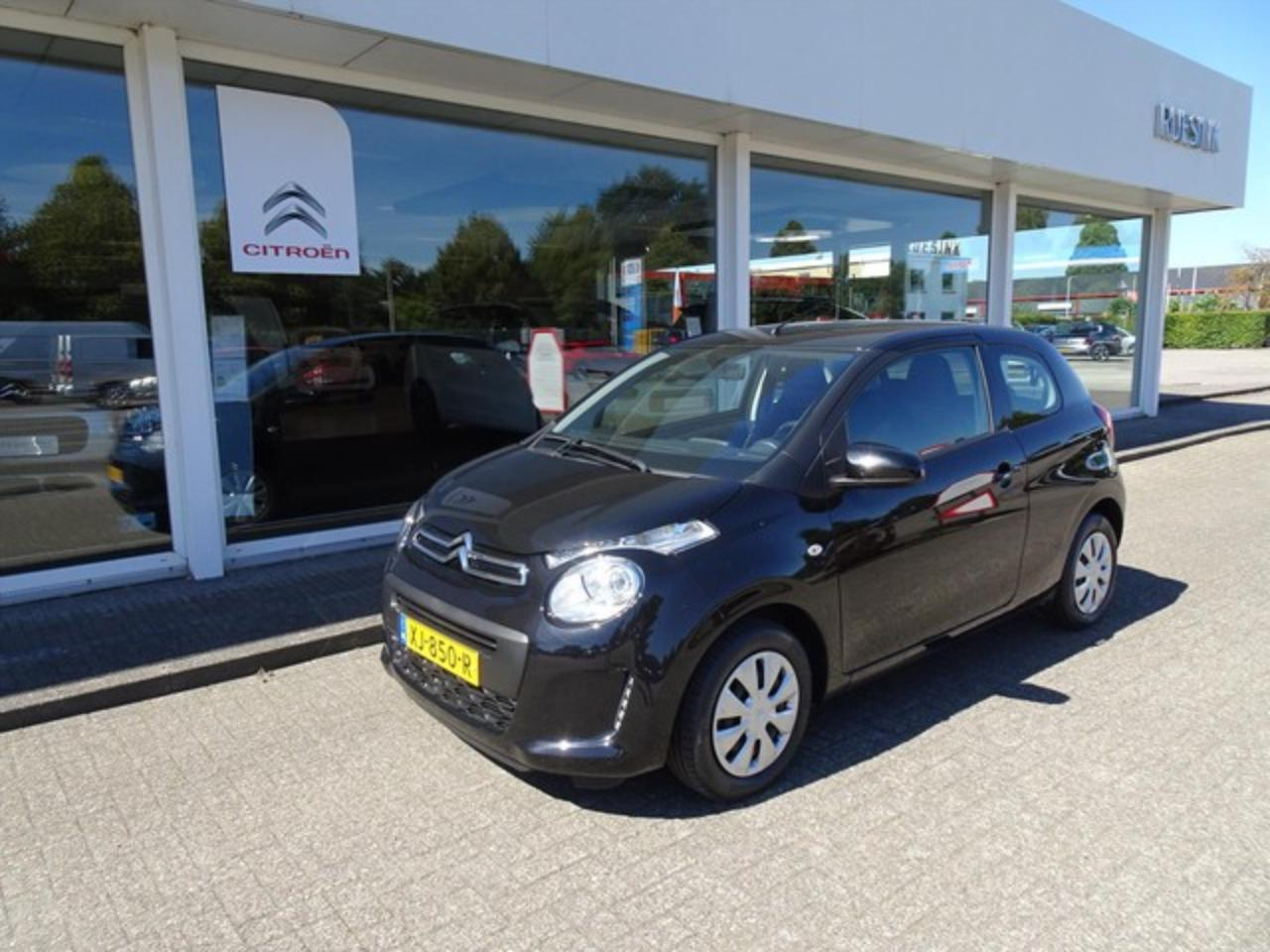 Citroën C1 VTI 72 FEEL 3D CAMERA AIRCO BLUETOOTH RIJKLAAR!