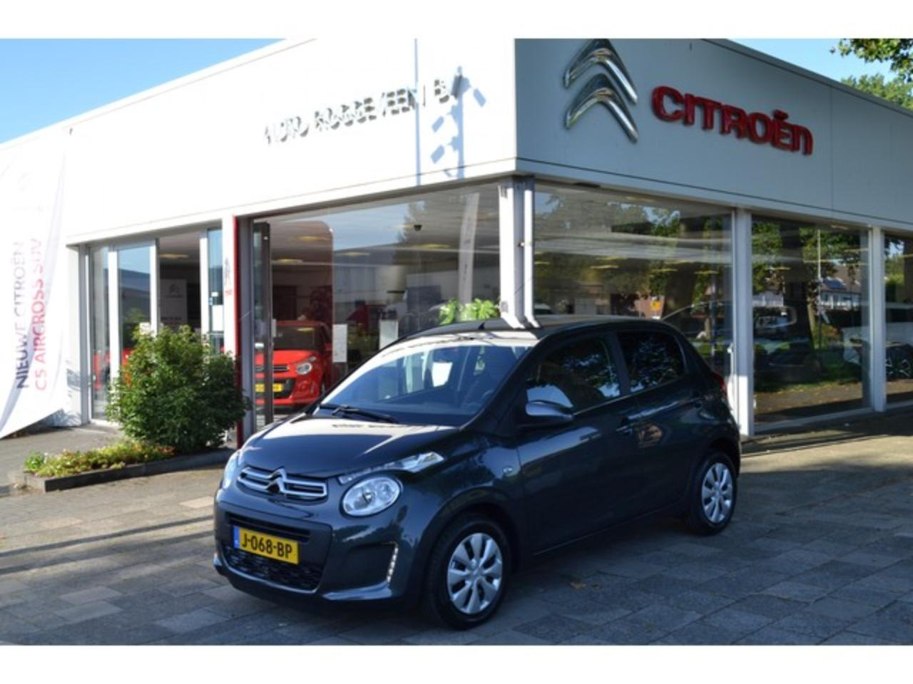 "Citroën C1 1.0 VTi 72pk Feel Cool Edition 7"" Touchscreen, par"