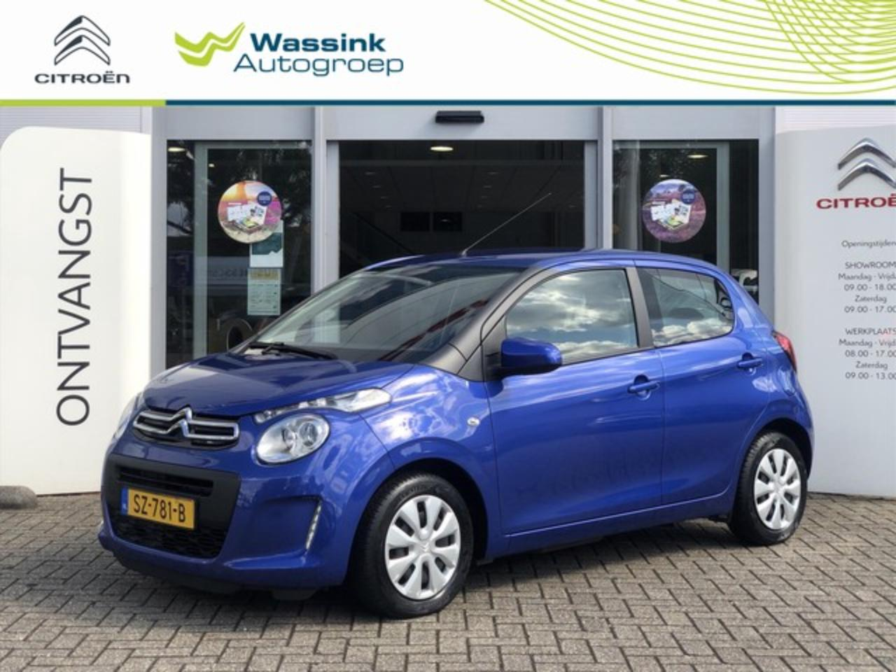 Citroën C1 1.0 VTi 68PK 5drs Feel Airco | Bluetooth | Radio