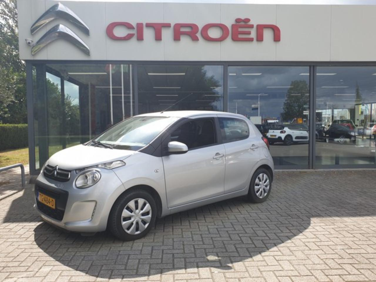 Citroën C1 1.0 VTi Feel Airco | radio bleutooth |