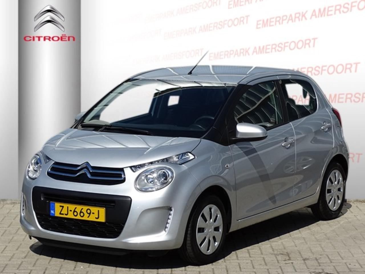 Citroën C1 Feel 1.0 VTi 72pk Airconditioning | Bluetooth | El