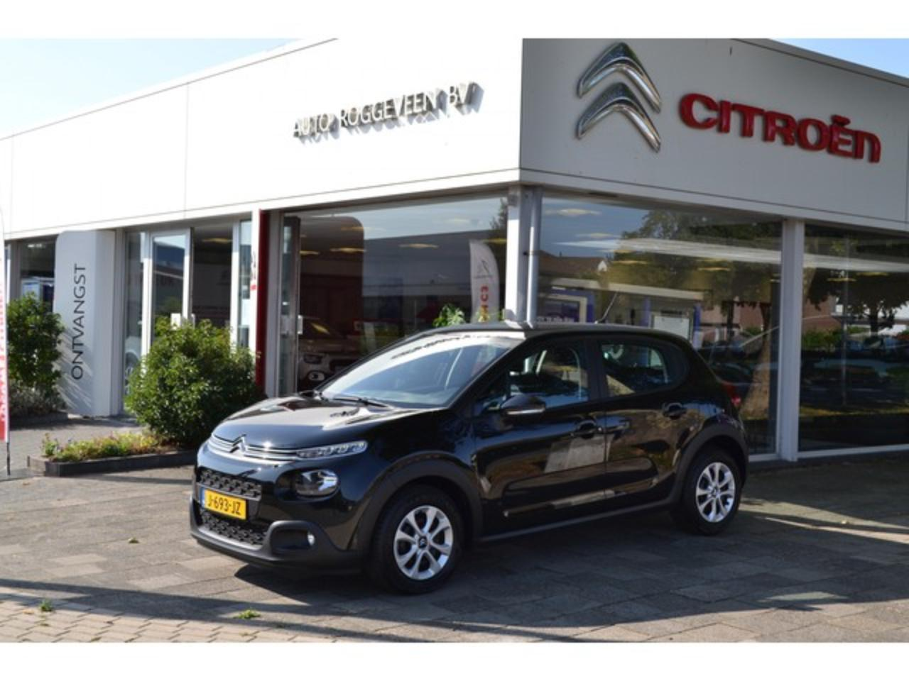 Citroën C3 PureTech 110 EAT6 Feel Relax Automaat, Pack Relax