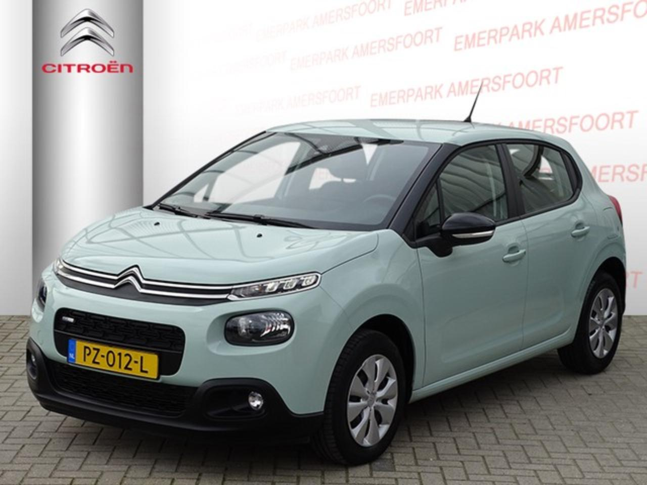 Citroën C3 Feel 1.2 82pk Airconditioning | Bluetooth | Lage k