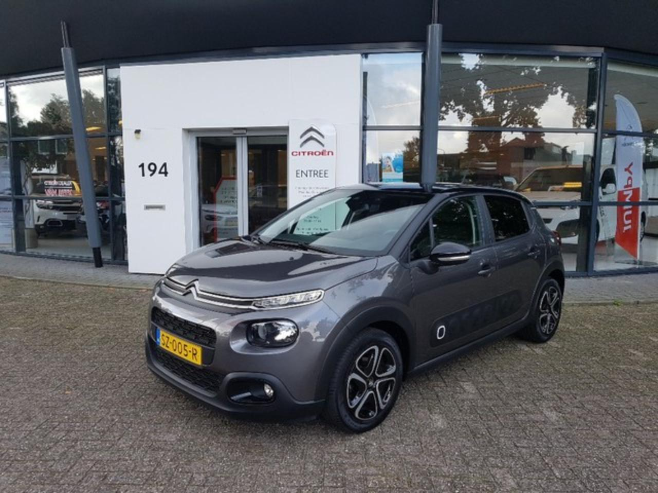 Citroën C3 Puretech 82 PK Feel Edition | Navigatie | Apple Ca