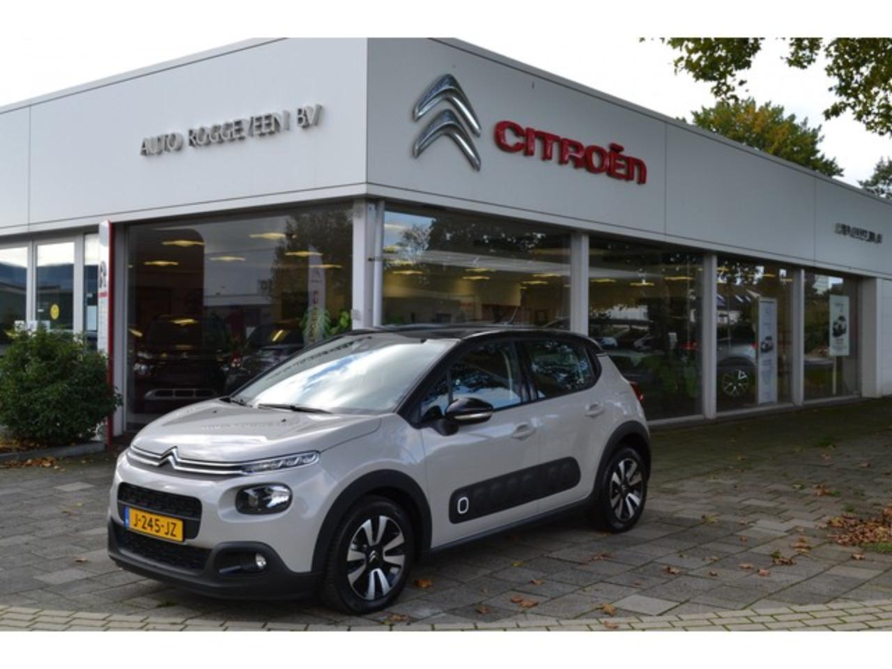 Citroën C3 Puretech 110pk EAT6 Shine Automaat Bi Color