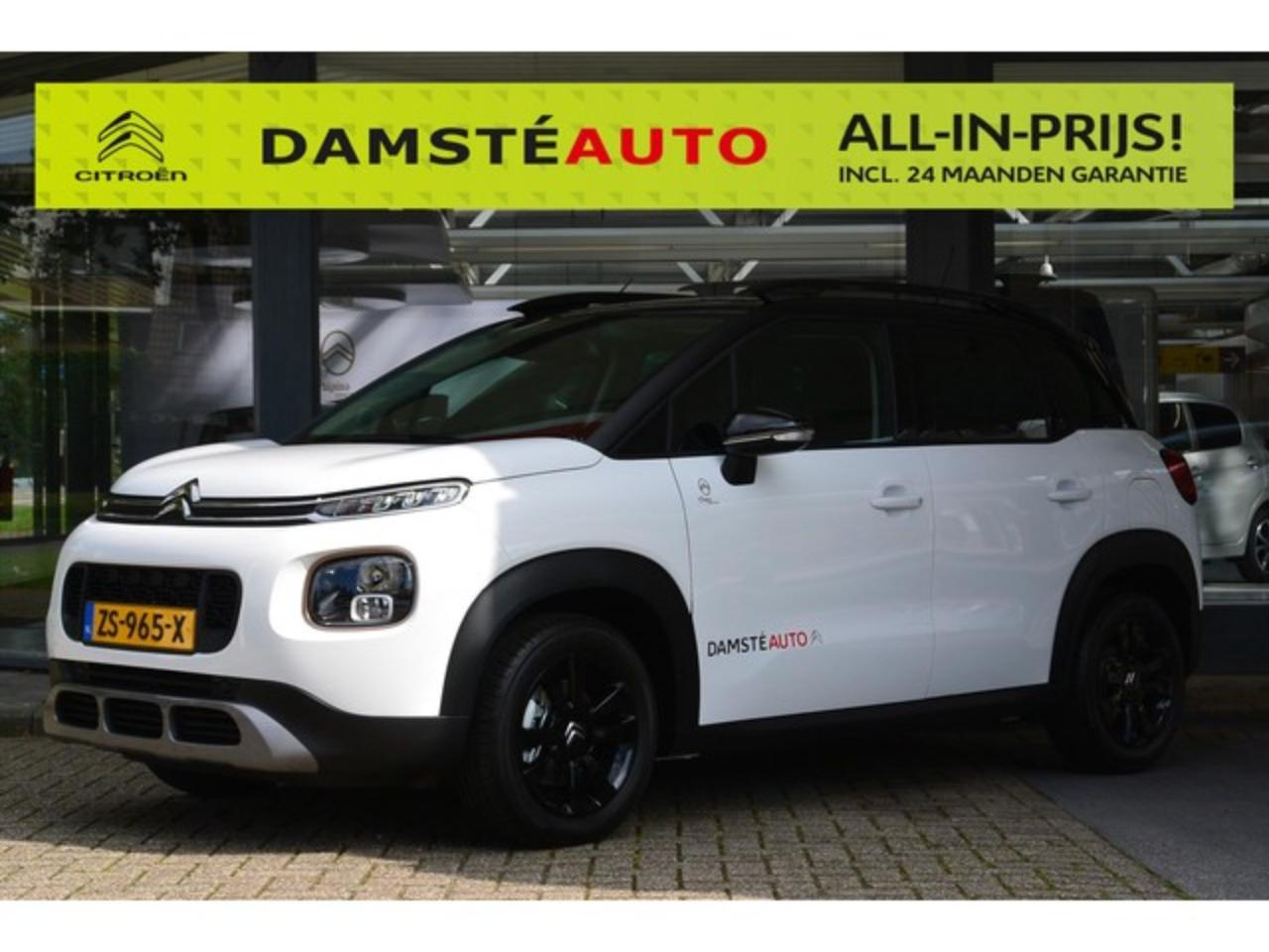 Citroën C3 AIRCROSS PureTech 110pk Origins│Navigatie│Apple CarPlay│DAB
