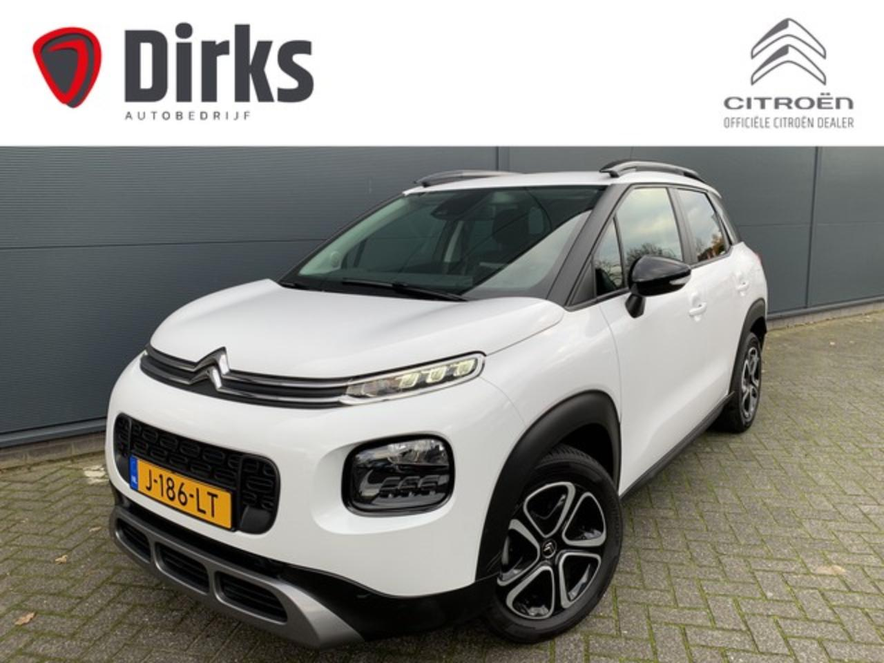 Citroën C3 AIRCROSS 110PK FEEL NAVI/CLIMA/HEAD-UP/KEYLESS-ENTRY