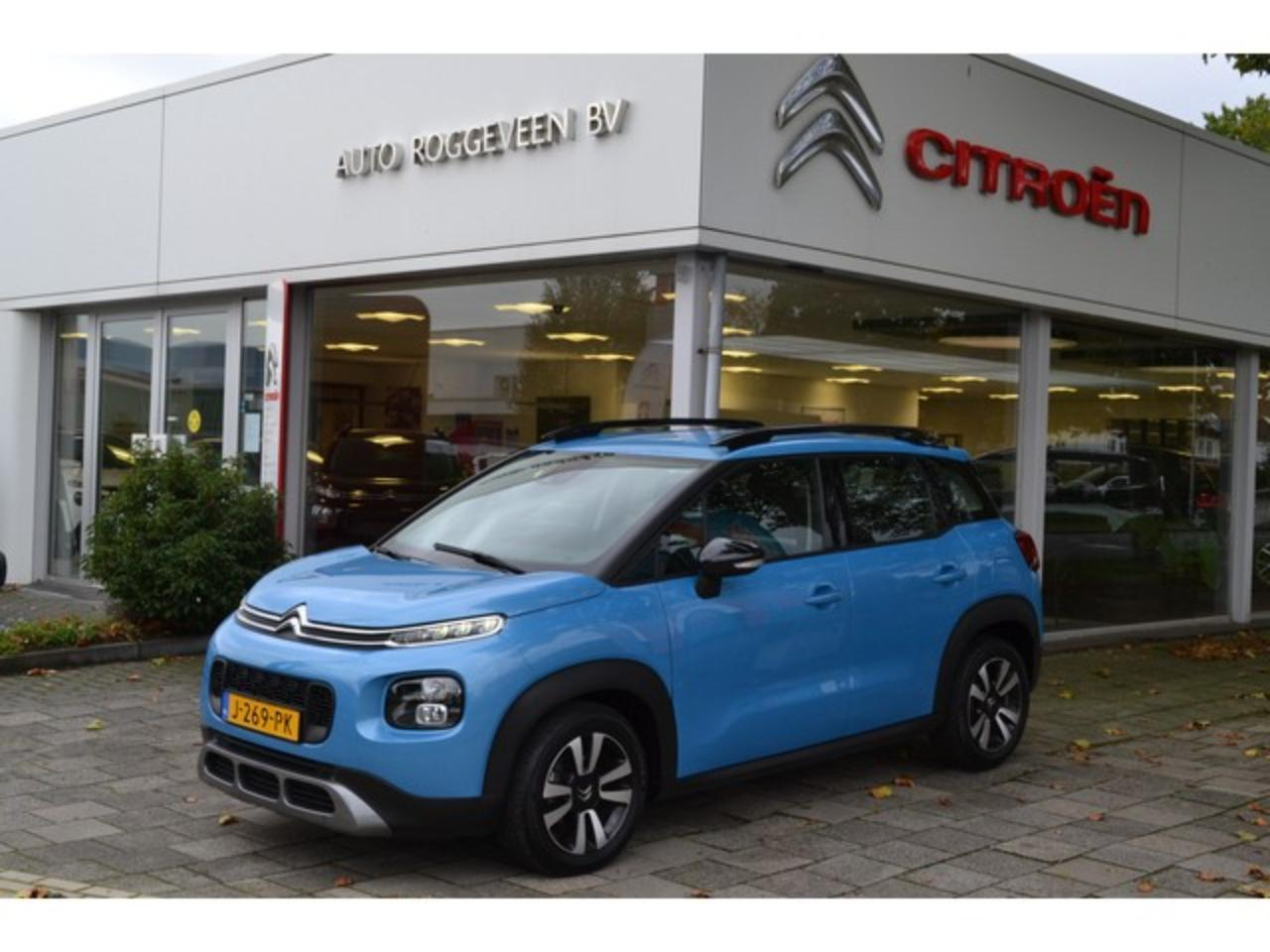 "Citroën C3 AIRCROSS PureTech 82pk Feel Pack City, Apple Carplay, 16""LM"