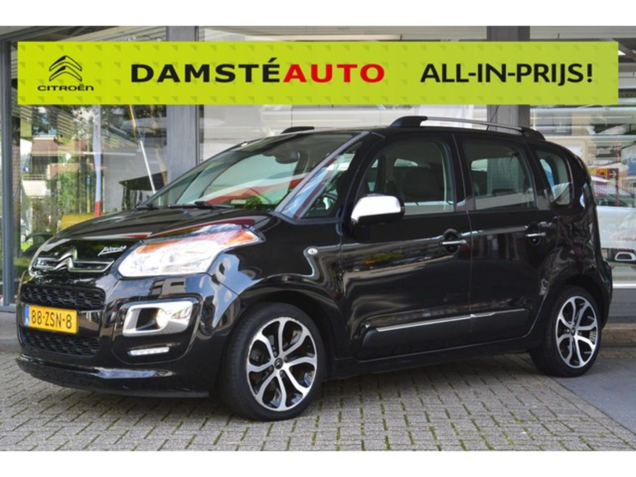 Citroën C3 Picasso VTi 120pk EGS Collection│Automatische aircondition