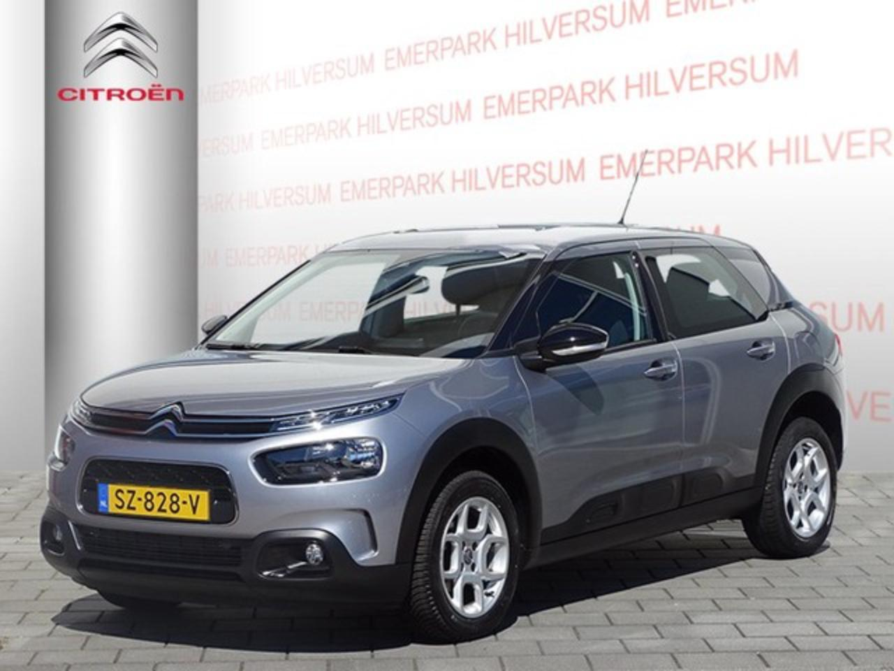 Citroën C4 Cactus Business 110pk | Pack Safety | Apple Carplay | Eme
