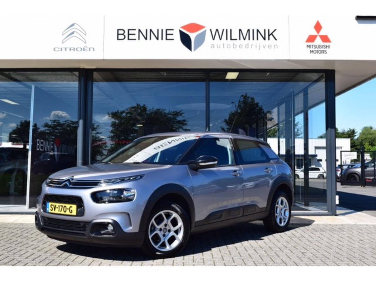 Citroën C4 Cactus 1.2 PT 110PK Business + Comfort Seats