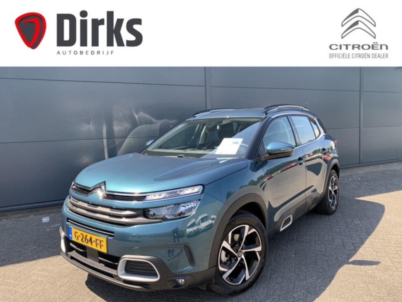 Citroën C5 AIRCROSS 1.2 PureTech 130PK Business NAVI/DAB+/CLIMA/CAMERA