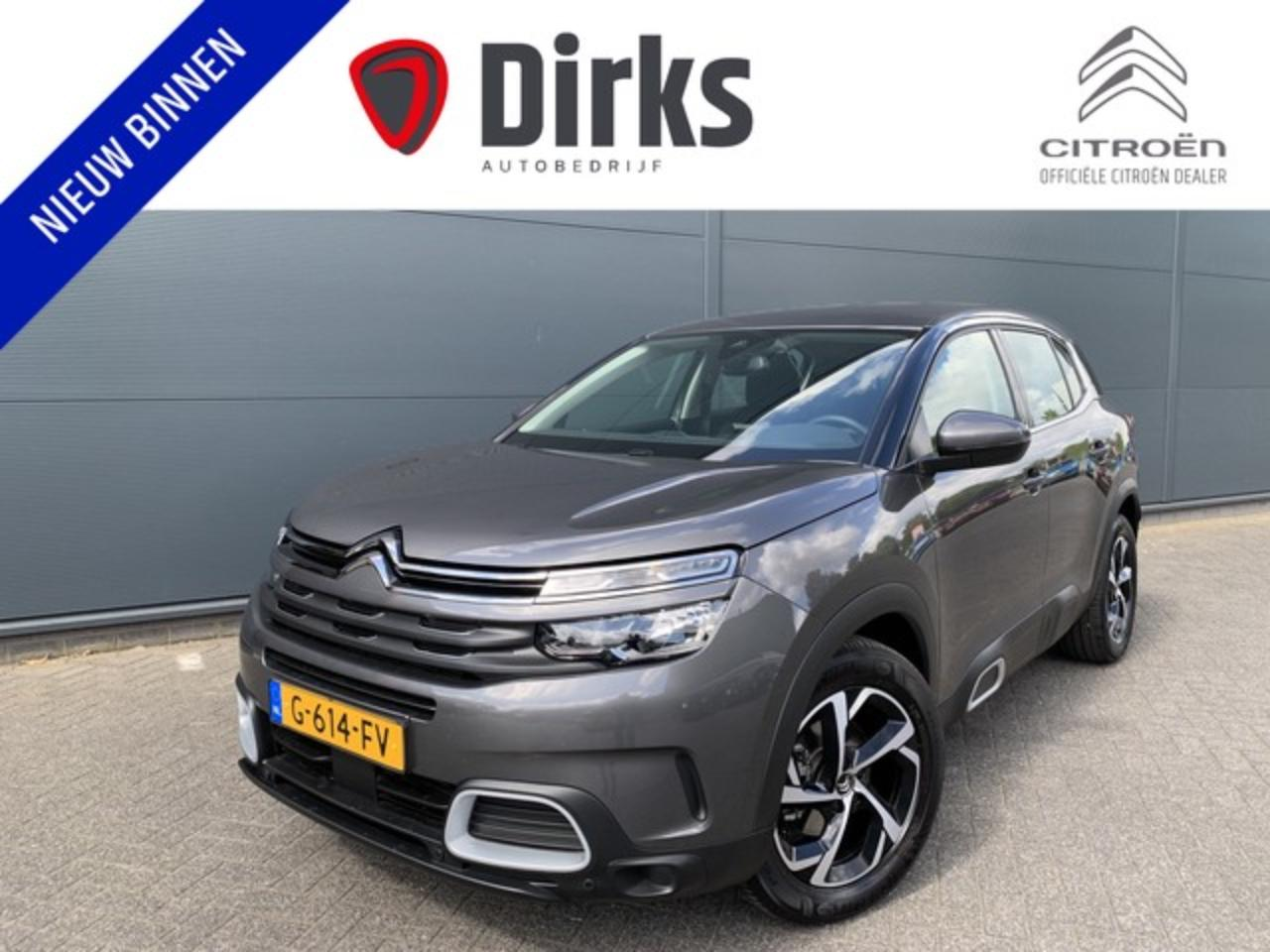 Citroën C5 AIRCROSS 1.6 EAT8 Business 180PK AUTOMAAT NAVI/CAMERA/CLIMA