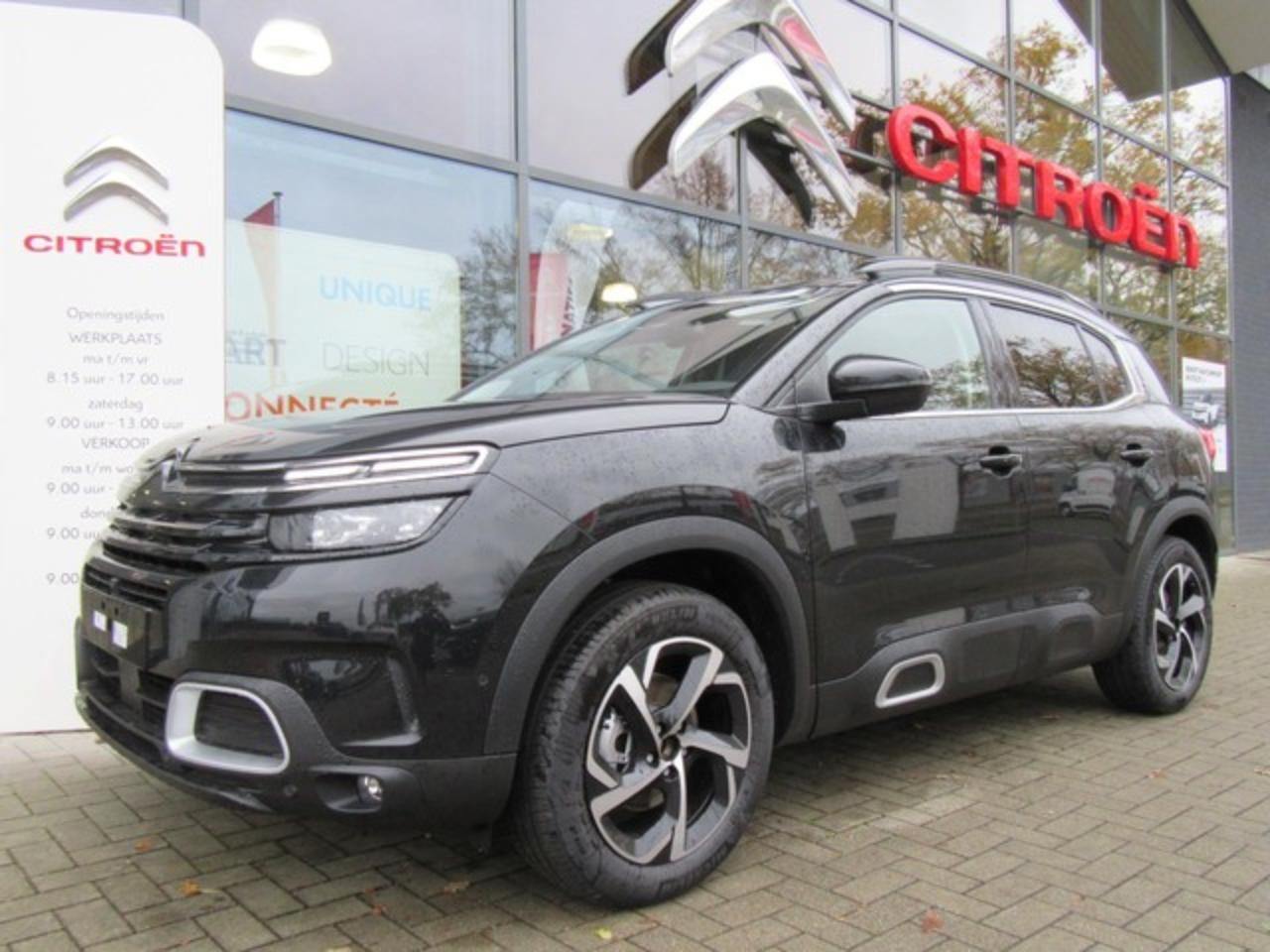 Citroën C5 AIRCROSS PureTech 130PK BUSINESS PLUS AUTOMAAT/NAVI/CAMERA/
