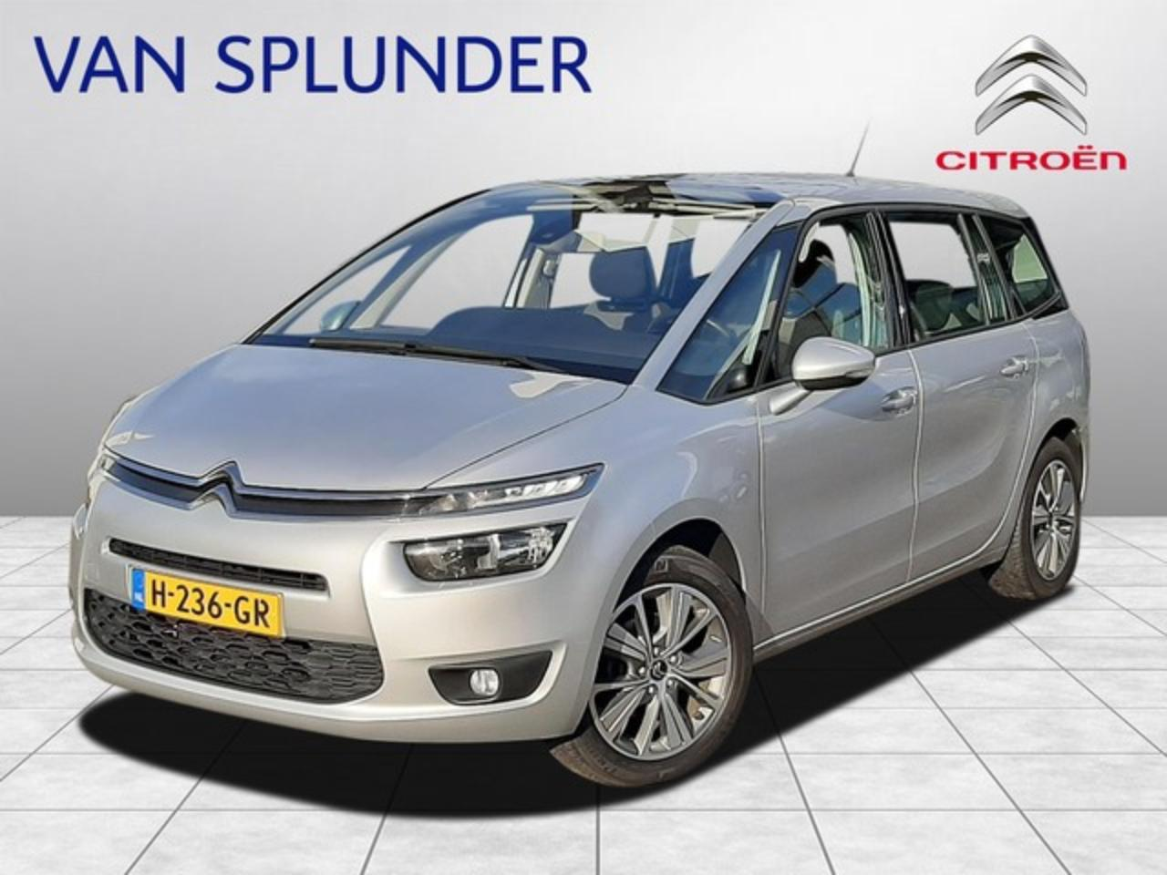 Citroën C4 Grand Picasso GRAND C4 PICASSO Selection Navi 7 Persoons