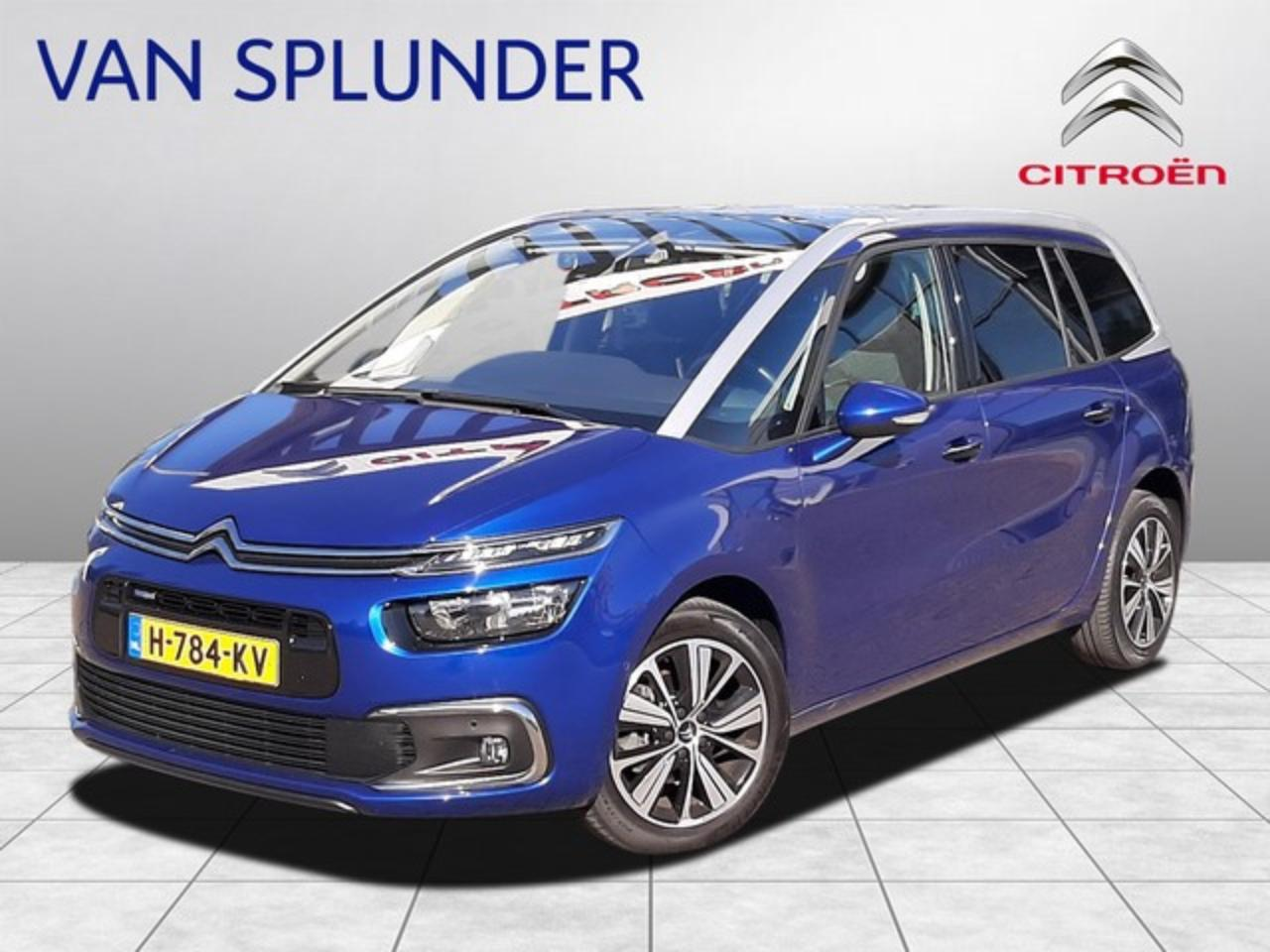 Citroën C4 Grand Picasso GRAND C4 PICASSO 130pk Feel automaat 7 persoons navigatie