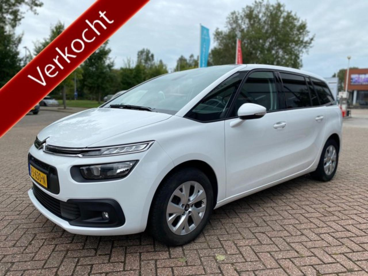 Citroën C4 Grand Picasso GRAND C4 PICASSO 130 PureTech Automaat|Climaat-Cruise Controle|1ste
