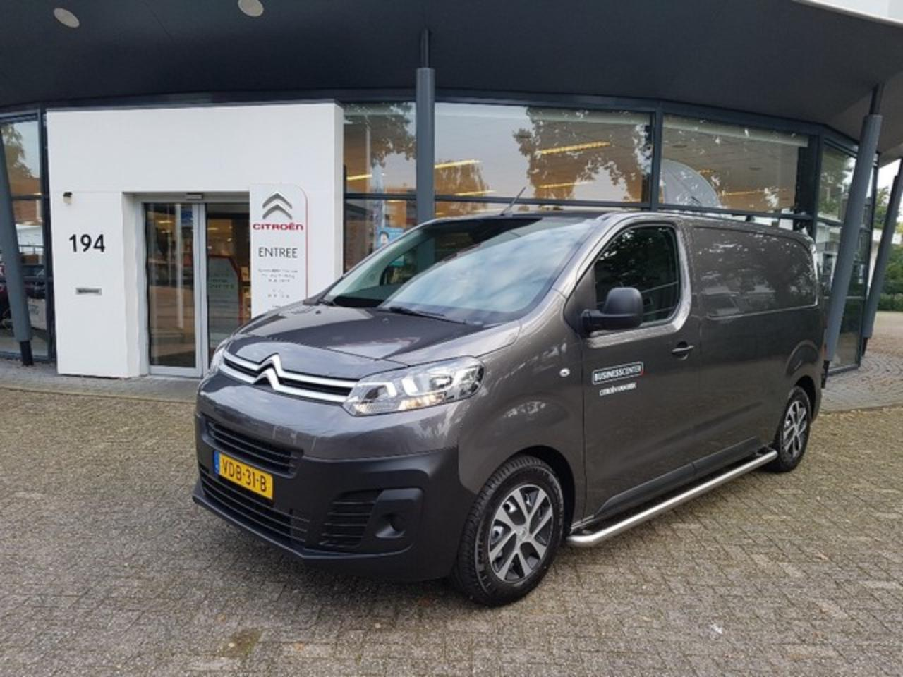 Citroën Jumpy BlueHDI 100 PK M Club | Apple Carplay & Android Au