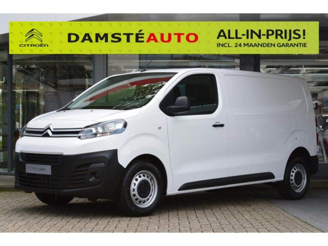 Citroën Jumpy M 2.0 BlueHDi 120pk Club │Connect DAB+ radio