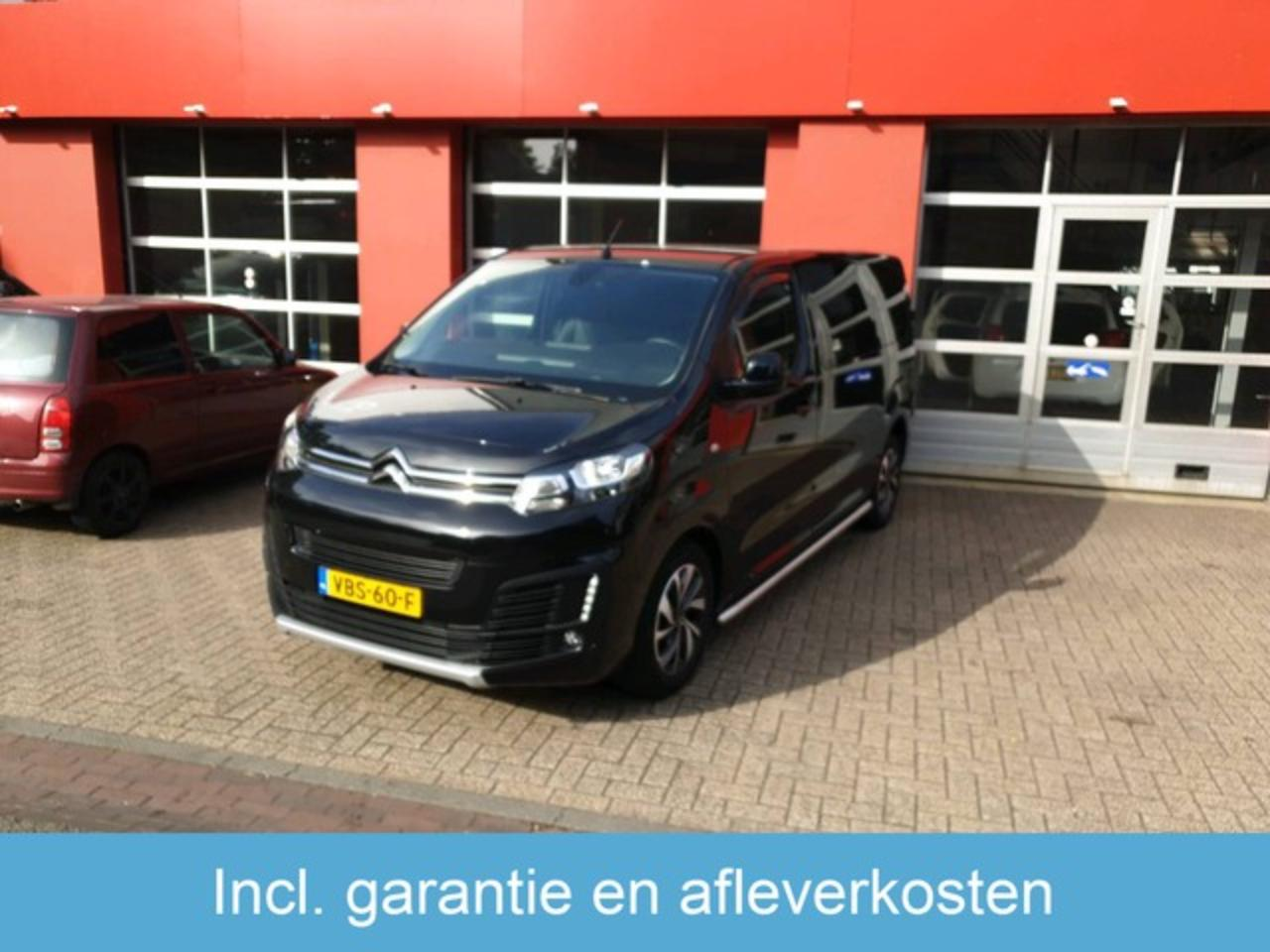 Citroën Jumpy 2.0 BlueHDI 120 Business M Dark Edition Navigatie/