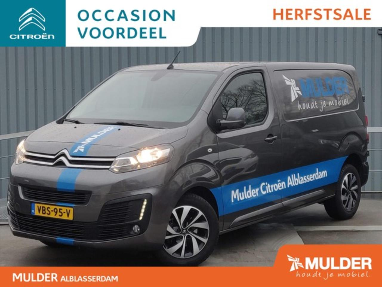 Citroën Jumpy GB M Business 2.0 BlueHDi 120pk 3-pers | MODUWORK