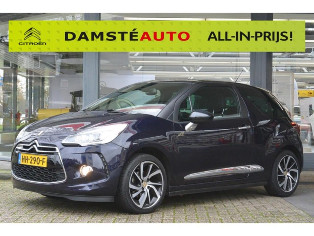 Ds DS 3 PureTech 110pk 1955│Pack Navigatie Confort Plus