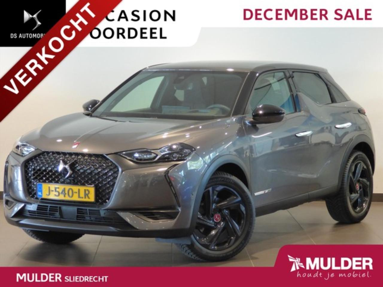 Ds DS 3 Crossback Performance Line 1.2 PureTech 130pk S&S
