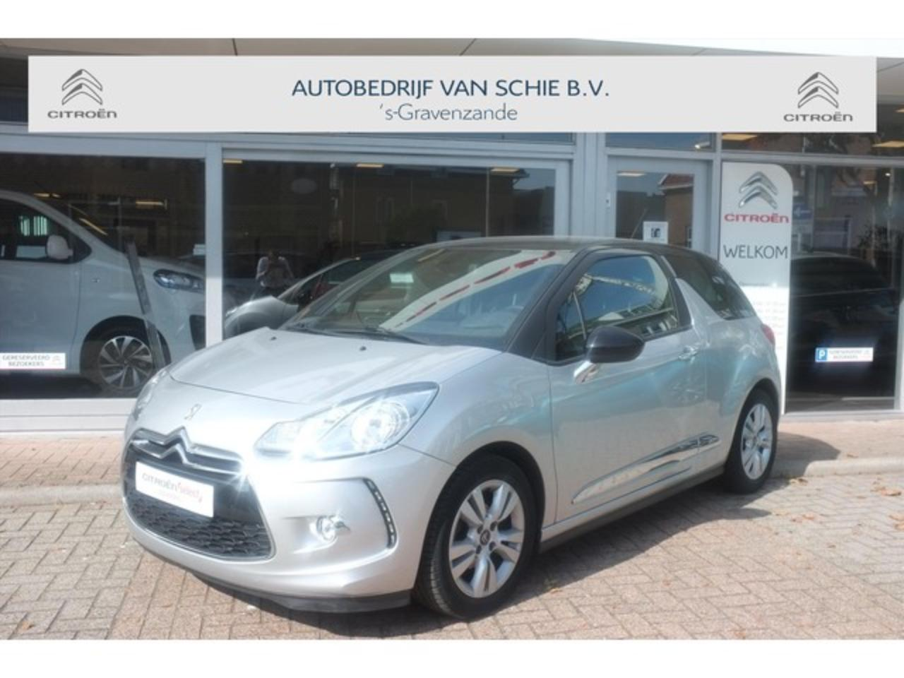 Ds DS 3 VTi 82 So Chic Navigatie/Parkeersensoren/Trekhaak