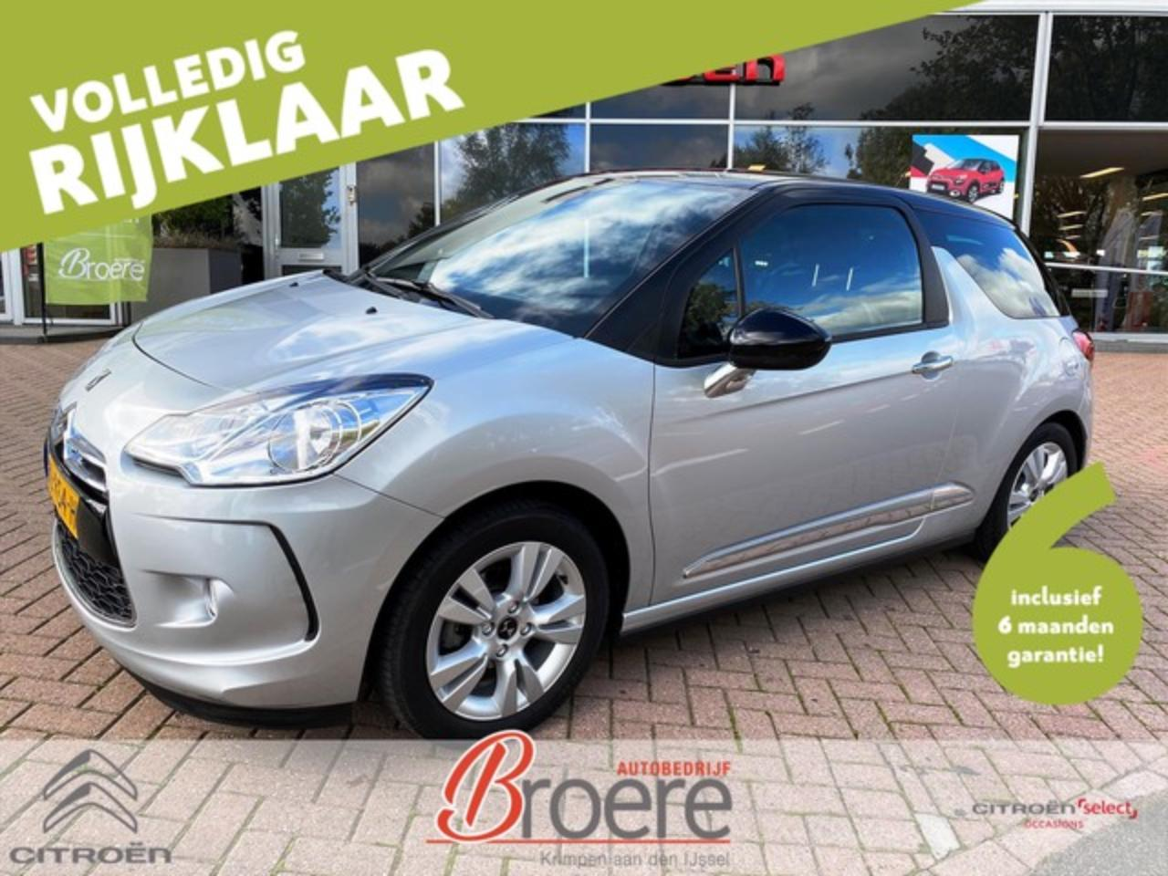 Ds DS 3 1.2PT 82pk So Chic Pack Perfo NAVI PDC LM