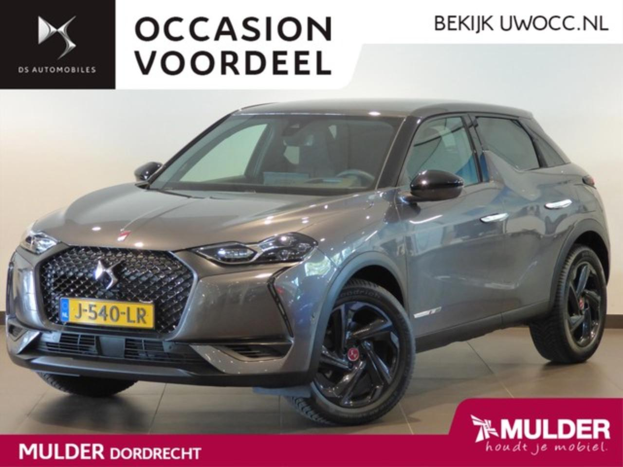 Ds DS 3 Crossback Performance Line 1.2 PureTech 130pk S&S EAT8 AUTOM