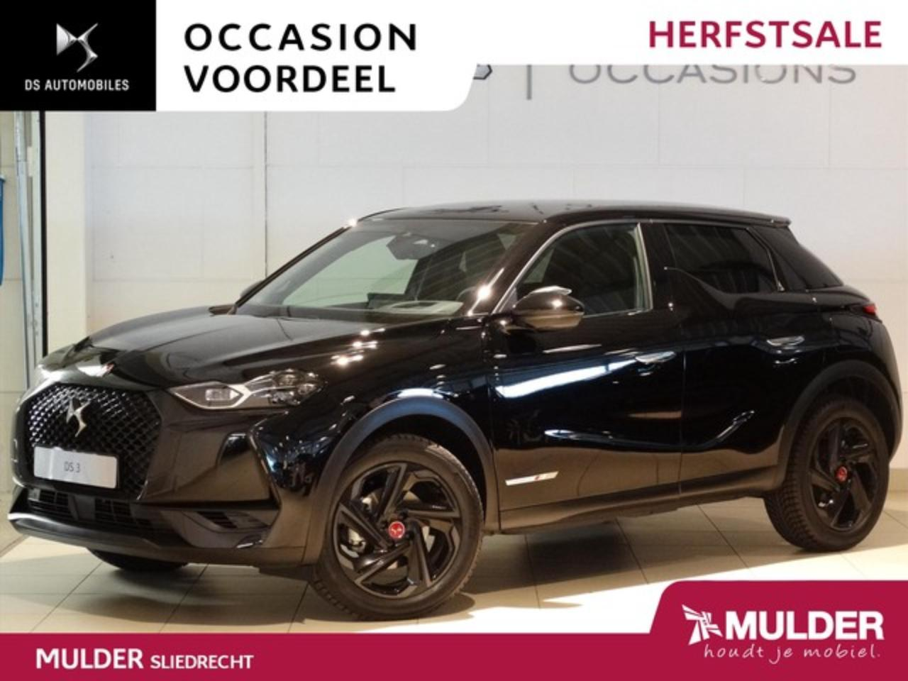 Ds DS 3 Crossback Performance Line 1.2 PureTech 130pk S&S EAT8 NAVI
