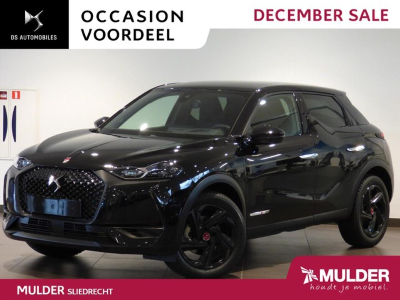 Ds DS 3 Crossback Performance Line 1.2 PureTech 130pk EAT8 NAVI | KE