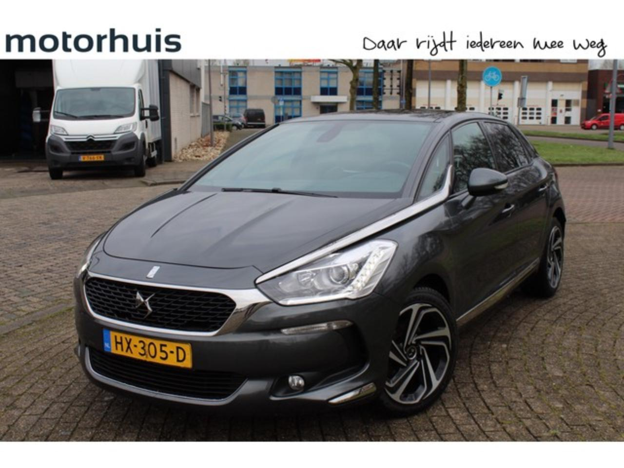 Ds DS 5 THP 165pk S&S Automaat Chic