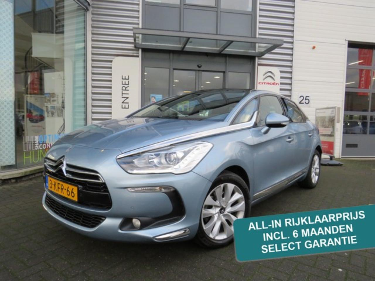Ds DS 5 THP 155 Automaat Business Executive