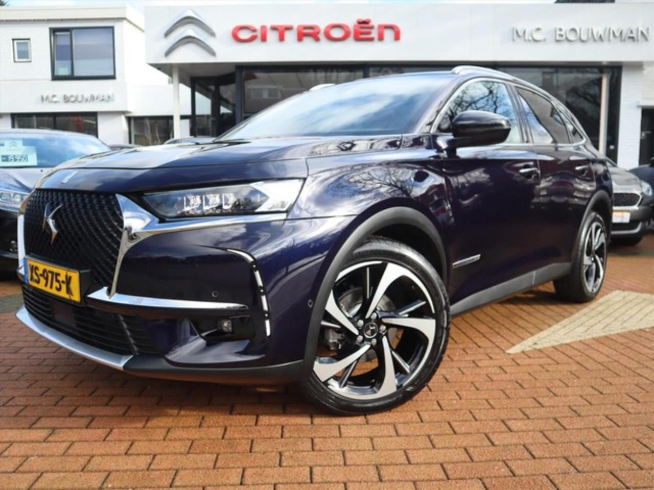 Ds DS 7 Crossback BlueHDi 180PK EAT8 Aut. Executive, Rijklaarprijs