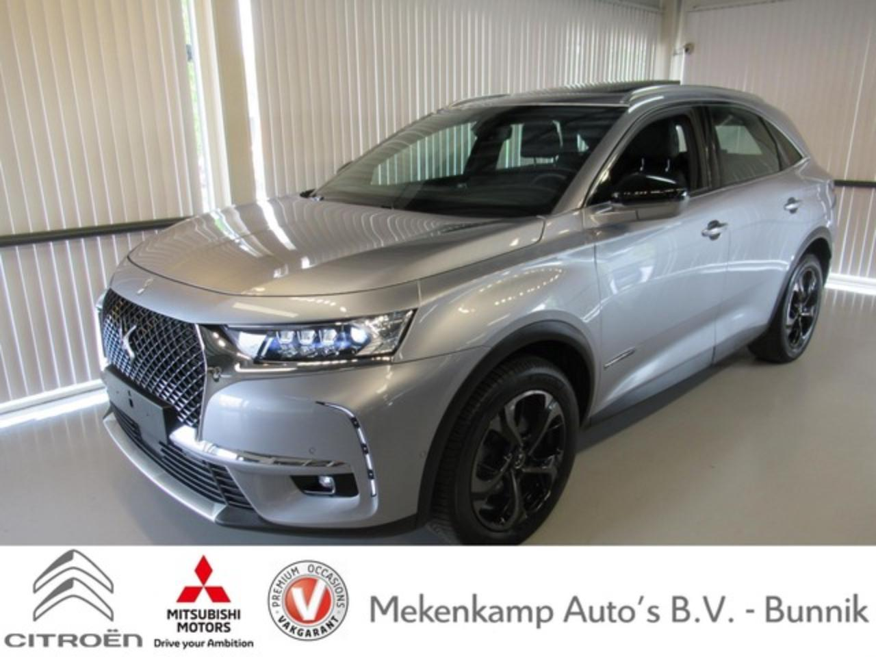 Ds DS 7 Crossback 1.6 PureTech So Chic RIVOLI line EAT8 225pk Panora
